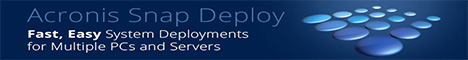 Acronis Snap Deploy 5 for PC Machine License & AAP ESD