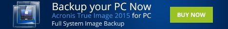 Acronis True Image 2015 Win (UK) ESD 3 PC Family Pack