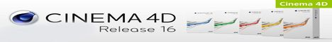 Cinema 4D Studio R16 Win/Mac (UK) CD