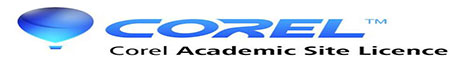 Corel Academic Site License Standard - Level 1 (Primary Schools) - Includes 1YR Telephone and Email Support