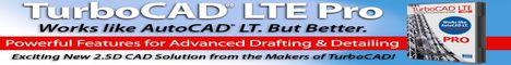 TurboCAD LTE Pro v5 ESD