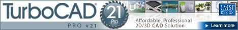 TurboCAD v21 Pro ESD