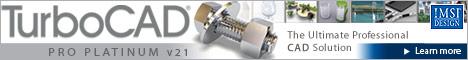 TurboCAD v21 Pro Platinum Edition ESD