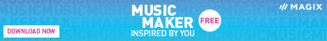 Magix Music Maker 2021 Plus Edition ESD