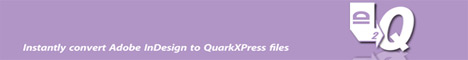Markzware ID2Q9 v6.6 for QuarkXPress 9 Mac (UK) ESD