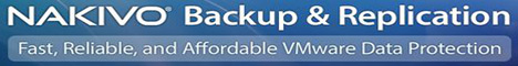 NAKIVO Backup & Replication Pro for VMware ESD & 1 year of maintenance