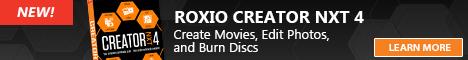 Roxio Creator NXT4 (ML) ESD