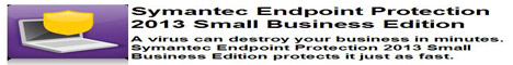Symantec Endpoint Protection 2013 Small Business Edition per User Hosted and ONPREMISE SUB UPFRONT BILL Express Band A SB SUPPORT 1YR