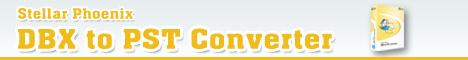 Stellar DBX to PST Converter Win