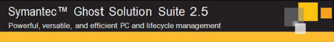 Symantec Ghost Solution Suite 2.5 Win32/64 (UK) VLP STD Lic Express Band A