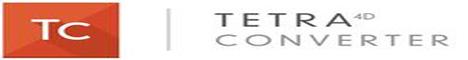 tetra4D 3D PDF Converter & 1YR Maintenance ESD