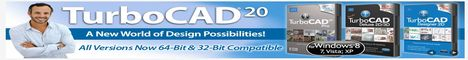 TurboCAD Pro 20 ESD