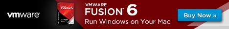 VMware Fusion 6 Professional Mac ESD