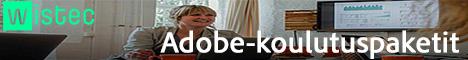 Adobe-koulutuspaketti Platinum, 1 USER, 1 MONTH - WebOpe-oppimisympäristön käyttö Adobe-aiheista + 4 kpl webinaareja (sis. tallenteet) + 2 avointa luokkakoulutusta