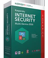 Kaspersky Internet Security – Multi-Device 2016
