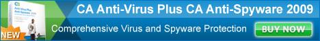 CA Anti-Virus Plus 2009