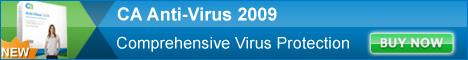 CA Anti-Virus 2009