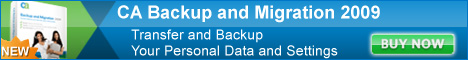 CA Backup and Migration
