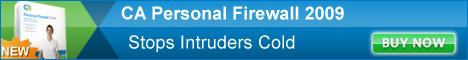 CA Personal Firewall 2009