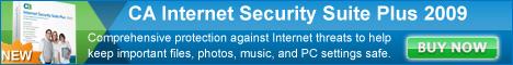 CA Internet Security Suite Plus 2009