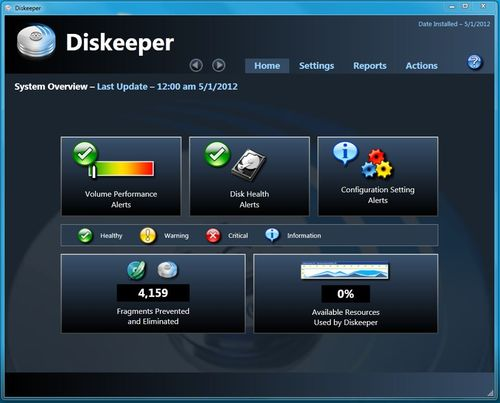 diskeeper 15 system requirements