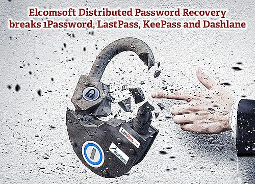 elcomsoft distributed password recovery license code