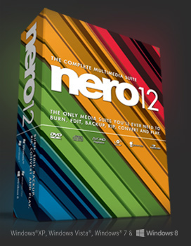 Can Nero 12 Convert Mp4 To Dvd