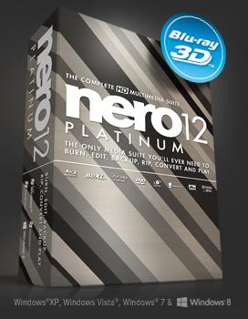 Nero 12 Platinum - Master your Media!