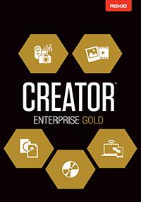 Roxio Creator Gold 9