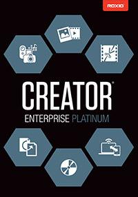 Roxio Creator NXT 4 Platinum