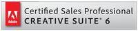 We employ Adobe Certified Sales Professionals