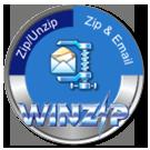WinZip 15 Zip & Email Desktop Gadget