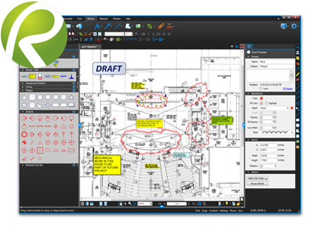 Trial version of Revu cad